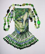 New in November 2011 - Absinthe Amulet Bag
